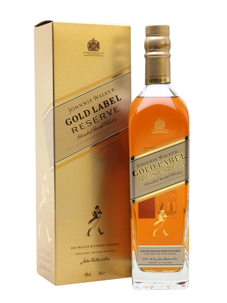 The most expensive Johnnie Walker, [Full list of Johnnie