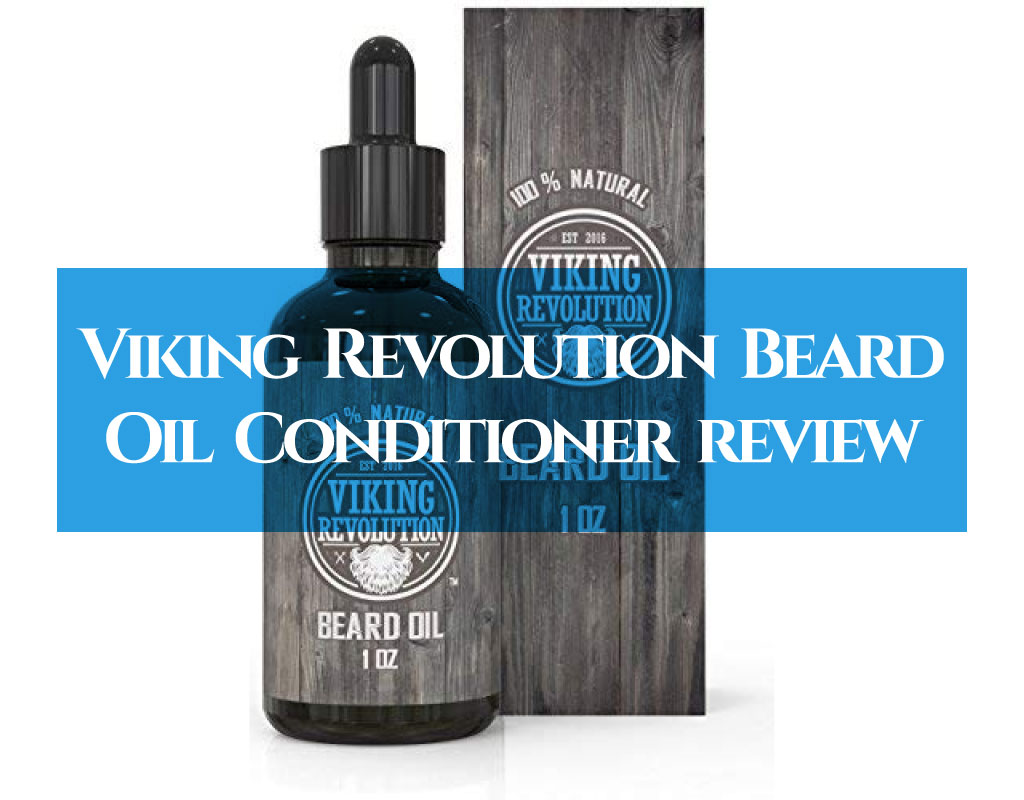 ff3491f0 Viking Revolution Beard Oil Conditioner review [Video] - The Whisky Cork